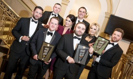 Bonbar sets the Bar at Benevolent Awards