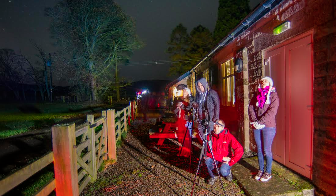 2nd Anniversary of dark sky status heralds benefits for business and communities in Northumberland