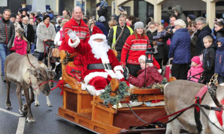Santa's Reindeer Parade to bring more Festive Fun to Stockton