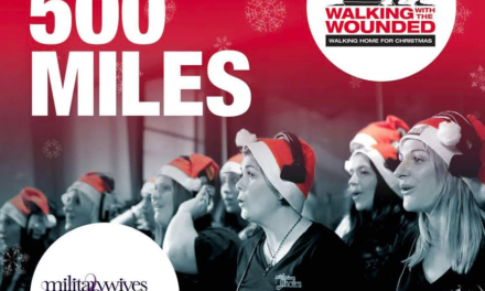 Military Wives Choir Enter The Race For Christmas No 1