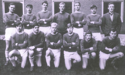 Title-winning captain tackling a football reunion 50 years after lifting the trophy