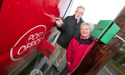 Slaley villagers reclaim their post office