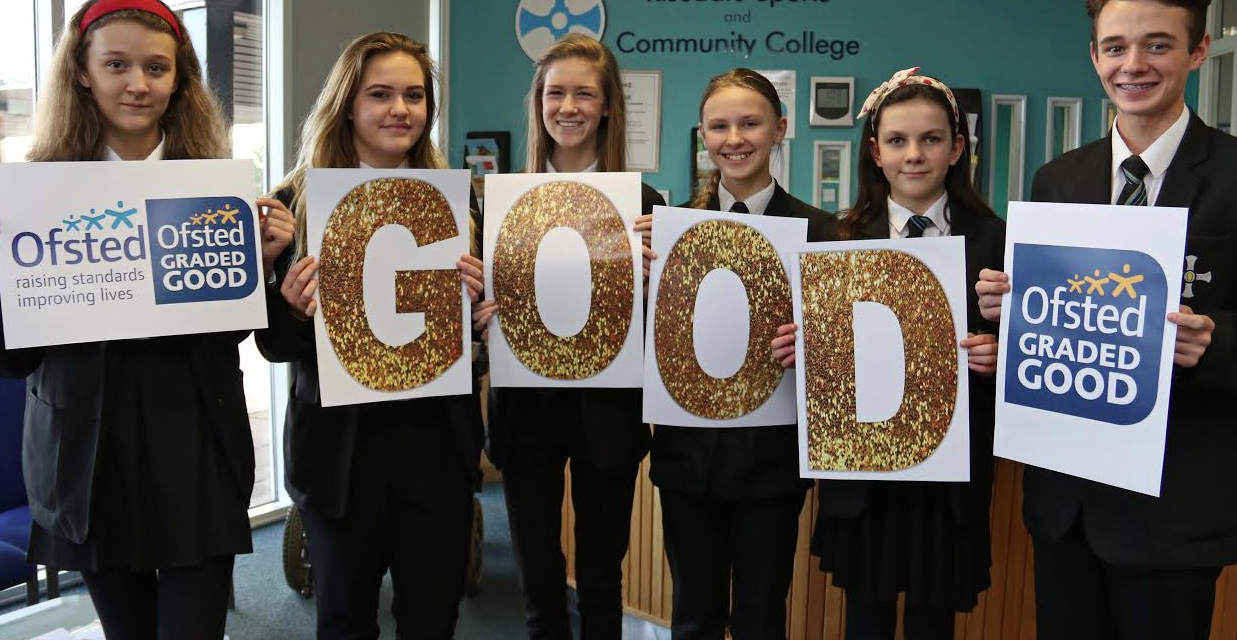 Garrison school victorious in seven year battle out of special measures