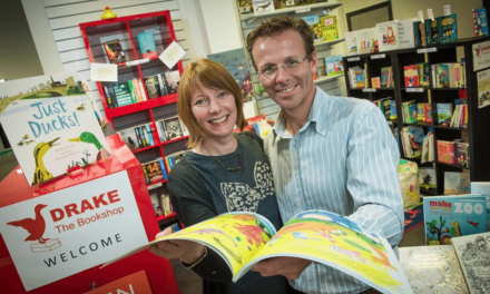 New Chapter for Burgeoning Bookshop in Stockton