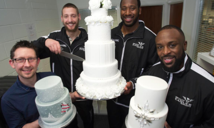 New premises for cake company on the rise