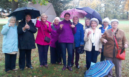 WI and Acklam Hall join forces to mark 100th year