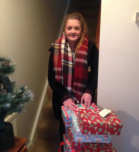 Caring teen and Hartlepool home take on Christmas loneliness