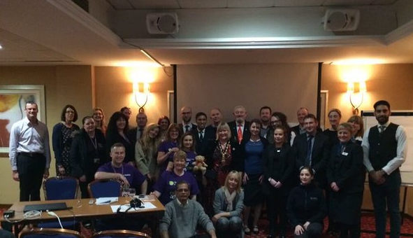 Percy Hedley Foundation sets North East Businesses a Challenge