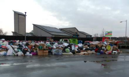 Advice Issued to Avoid Festive Flytipping