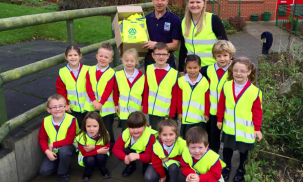 Children at Prudhoe West First School stay safe and seen with SCA