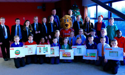 Roary's Class Act to Boost School Attendance