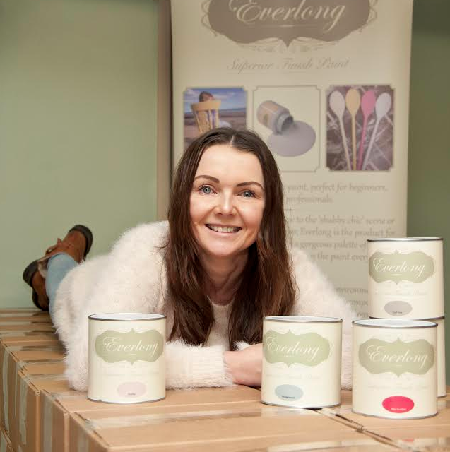 Shabby Chic Paint Entrepreneur Creates Jobs And Secures Tv