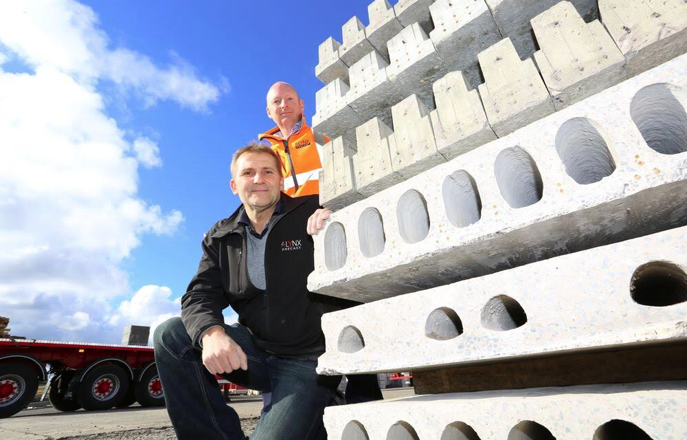 Greater sustainability in 2016 key to growth says Ashington concrete flooring producer