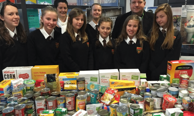 Cramlington families to receive Christmas food from caring students