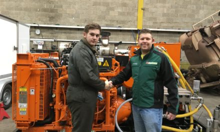 Former SSI apprentice finds employment with Doornbos Equipment