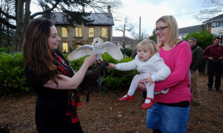 Upperthorpe Nursery opens doors for community event
