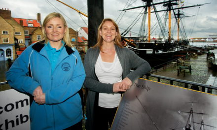 HMS Trincomalee to be extended to cope with increased demand