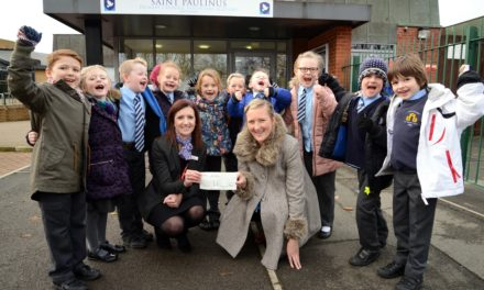 Building Society helps children play