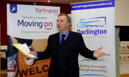 Darlington Building Society kicks off anniversary celebrations