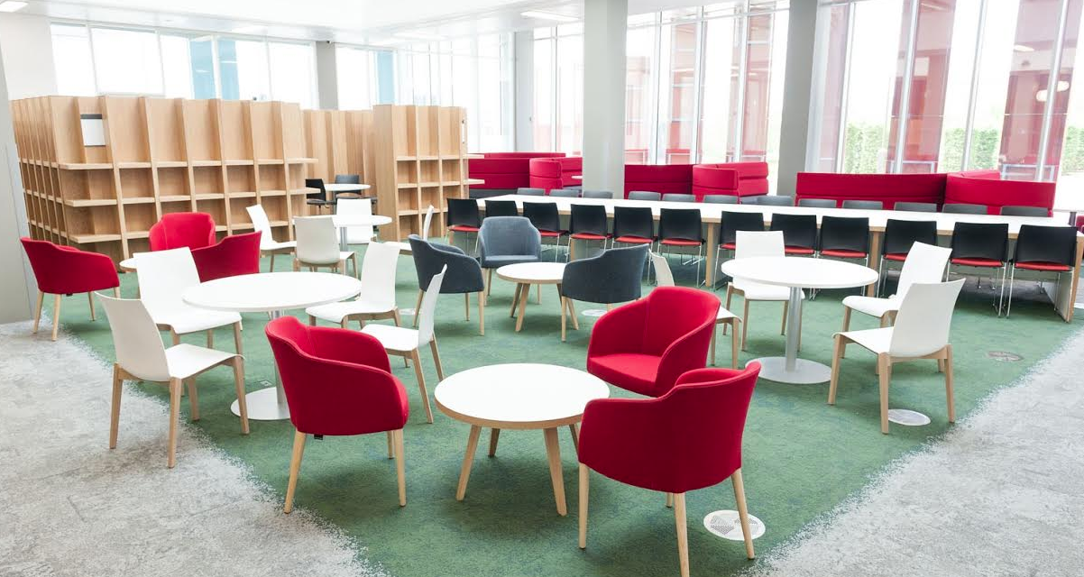 North East furniture manufacturer targets growth in the construction sector