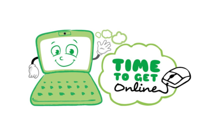 It's time to get online at free course