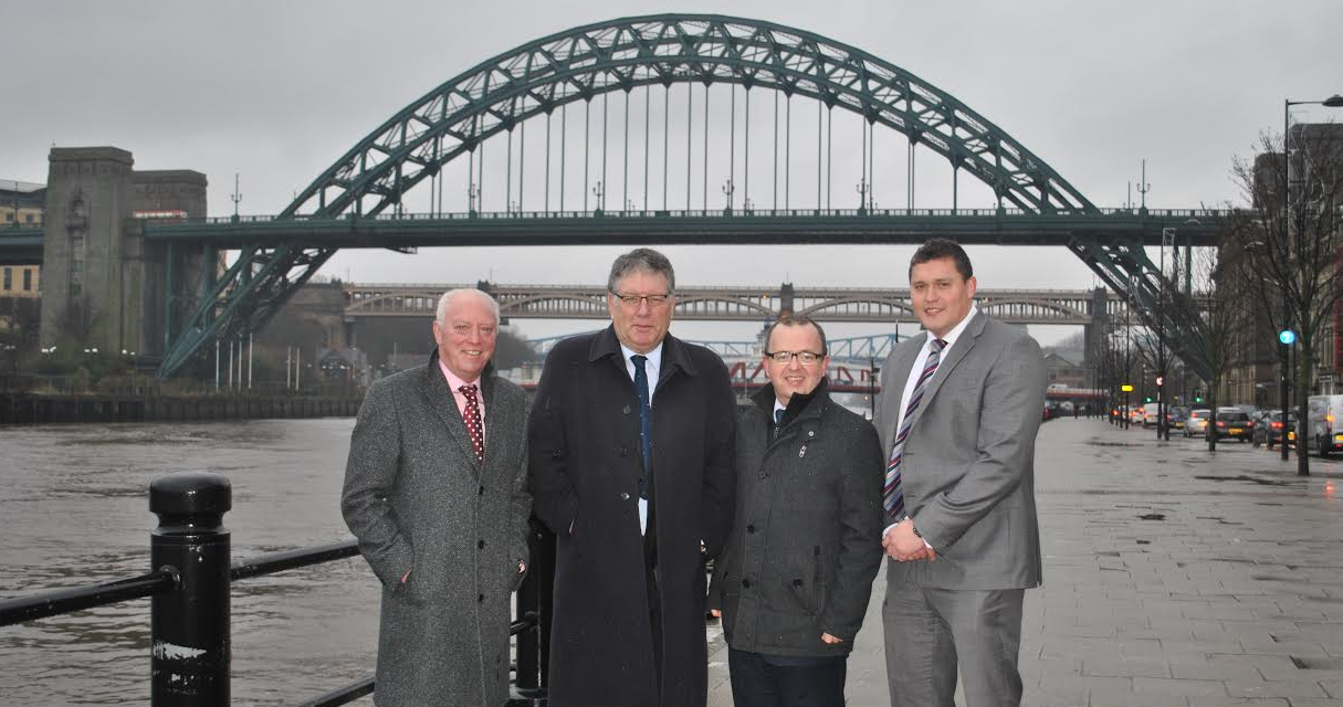 Award winning accountancy firm evolves into Newcastle