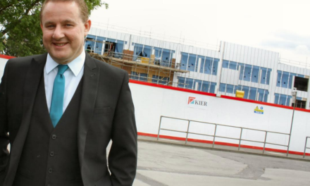 New £25m school nears completion