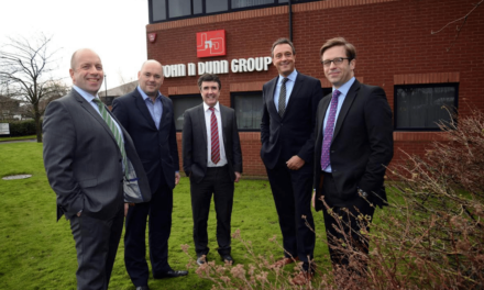 Positive outlook for John N Dunn Group