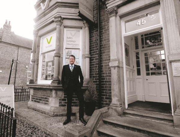 Estate Agent celebrates 20 years in the industry