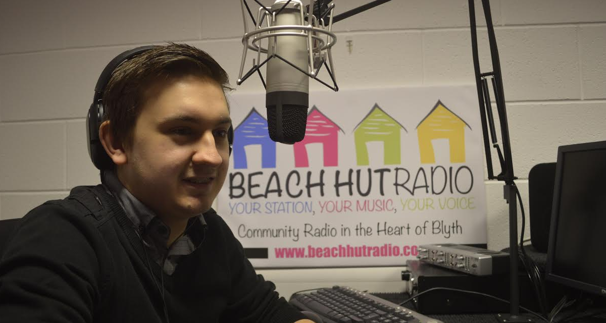 Putting the you in to commUnity radio across South East Northumberland and beyond!