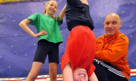 Entrepreneur creates next generation of outstanding PE teachers.