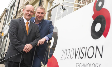 £1.2m contract win for company with vision
