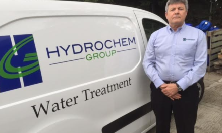 Hydrochem has high hopes for 2016 after breaking through £1m turnover barrier