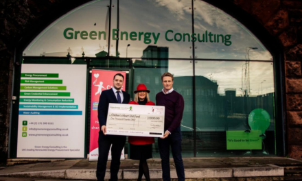North East Energy Company announces successful year