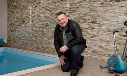 Expanding construction firm pools resources to get swimming pool contracts