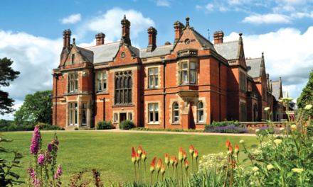 Rockliffe Hall wins Award of Excellence