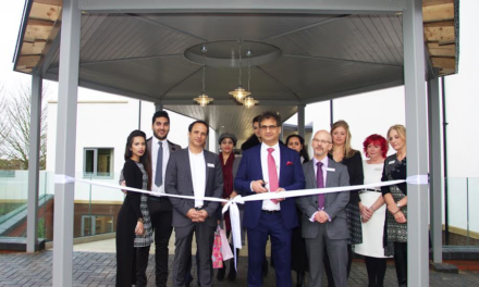 Prestwick Care unveils new care home