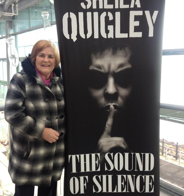 Sheila Quigley Talks Crime at National Glass Centre