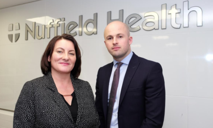 New hospital director appointed at Nuffield Health Tees Hospital