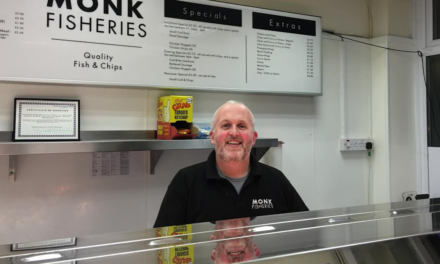 Bespoke Mobile ordering App is Catch of the Day for Monk Fisheries