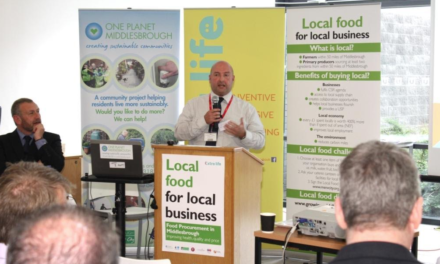 Local Food in the Spotlight at Procurement Event