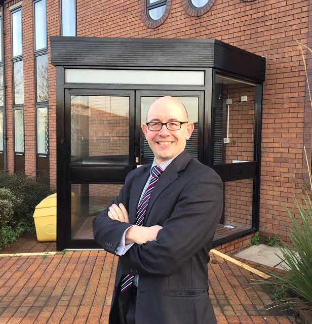 Gareth takes action to help North East business grow