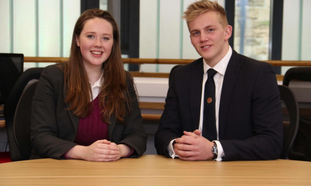 Students get first taste of new sixth form centre