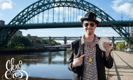 World-renowned magician and escapologist Chris Cross re-learns magic tricks
