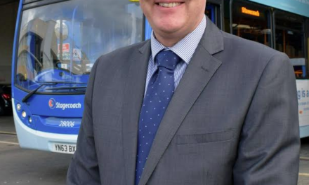 Bus Industry Veteran takes up New Operations Role