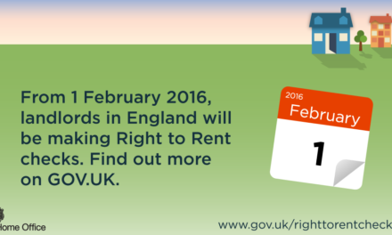Right to Rent legislation rolled out for landlords