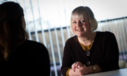 Professional boost for Wilton Centre psychotherapist