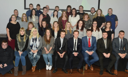College high-flyers recognised in Celebration Awards