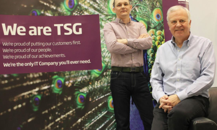TSG celebrate seventh top Microsoft accolade