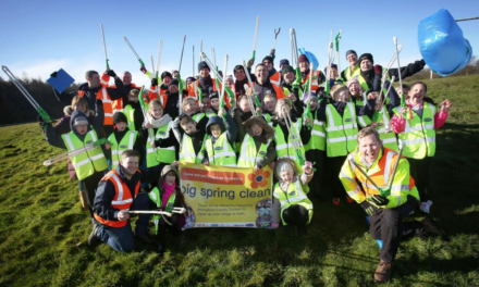 Litter legends wanted for Big Spring Clean 2016
